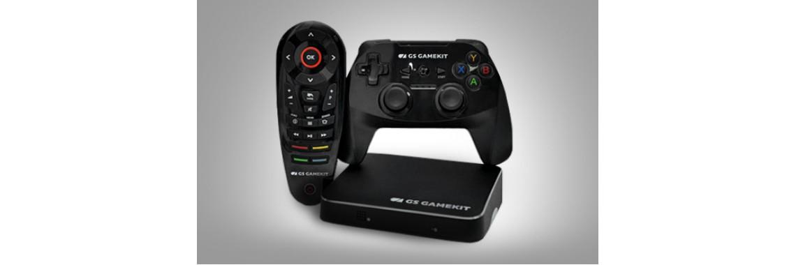 Игровая консоль Триколор GS GameKit